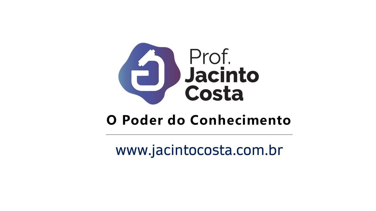Início | Prof. Jacinto Costa